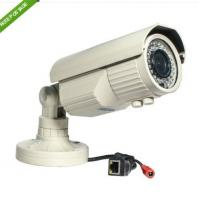 Wholesale H.264 2MP P2P Onvif Outdoor Varifocal IR Bullet Camera For Street / Garden 2.8-12mm from china suppliers
