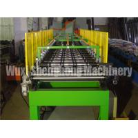 Wholesale Blue Corrugated EPS Sandwich Panel Production Line Water Resistant from china suppliers