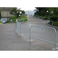 Wholesale Pedestrian barriers And Event Fence Manufacturers and Supplier Hot Dipped Galvanized Event Fence for sale Customized from china suppliers