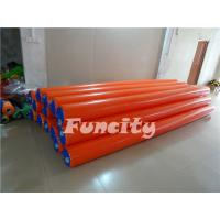 Wholesale Orange Color Inflatable Water Toys Waterproof Airtight Floating Water Buoys for Water Park from china suppliers