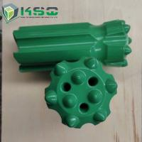 Wholesale Hard Rock Stone Drilling Tools , Tungsten Carbide Thread Button Bit from china suppliers