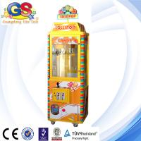Wholesale Lollipop Claw machine claw crane machine for sale lolly claw machine from china suppliers