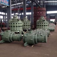 Wholesale 200KW Small Hydro Turbines 266M Governor Valve Control Panel With Excitation from china suppliers