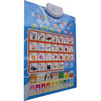Wholesale Hanging wall Music keys Qruan Arabic Alphabet Chart, letter, phonetic Learning charts from china suppliers