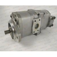 Wholesale Bulldozer Hydraulic  Pump Assembly , Aluminum Alloy Autozone Gear  Pump 705-52-22100 from china suppliers