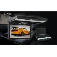 Wholesale Remote Control 22 Inch Car Flip Down Monitor USB 2.0 / PAL / NTSC from china suppliers