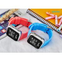 Wholesale WIFI Wrist Watch Phone Kids GPS Tracking Watch With Voice Recognition from china suppliers