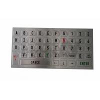 Wholesale Industrial Mini USB Metal Keyboard With 45 Key , USB Or PS2 Interface from china suppliers