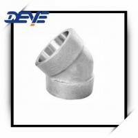 Buy cheap High Pressure CL6000 45 DEG ELBOW NPT from wholesalers