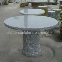 Wholesale Garden Stone Table and Bench from china suppliers