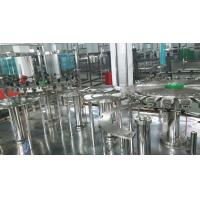 Wholesale Fully Automatic Filling Machine With Bottle Blowing / Rinsing Easy Operating from china suppliers