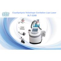 Wholesale 4 In 1 Velashape Vacuum Roller , RF Lipo Laser Cryolipolysis Slimming Machine from china suppliers