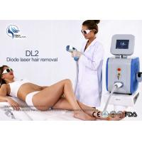 Wholesale Powerful Medical CE ISO FDA 808 Nm Diode Laser Hair Removal Instrument For White Hair from china suppliers