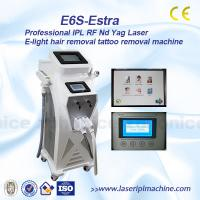 Quality OPT 3 In 1 SHR Opt Shr Laser Ipl Machine Hair Removal Tattoo Removal Device for sale
