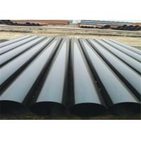 Wholesale Anti Corrosion Pe Coating Welded Pipe , Seamless Epoxy Coated Pipe For Pipeline Transport from china suppliers