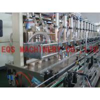 Wholesale 4000BPH 1L PET Bottle Oil Filling Machine 3 Phase 380V with Frequency Converter from china suppliers