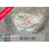 Wholesale SARMs Weight Loss Steroids RAD140 Testolone Powder Dosing 20mg - 30mg  for Cutting Cycle from china suppliers