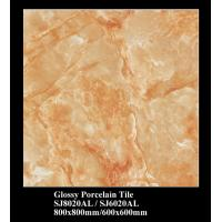 Wholesale Glossy Porcelain tiles SJ6020AL from china suppliers