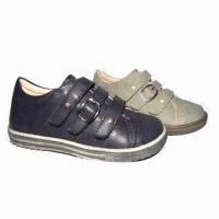 Wholesale Children's Casual Shoes with Soft PU Upper from china suppliers