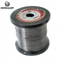 Wholesale Ni80Cr20 0.07 - 0.1mm High Voltage Ignition Cable With  High Resistivity from china suppliers