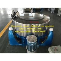 Wholesale dewatering machine Three foot centrifugal ,Stainless steel dehydration machine from china suppliers