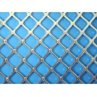 Wholesale low carbon steel Diamond metal mesh High Strength expanded metal lath from china suppliers