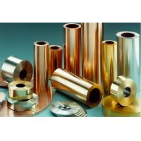 Buy cheap JIS H3300 Specialized Refrigeration Seamless Copper Tube Copper-Nickel Insulated from wholesalers