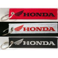 Quality Honda Logo Motorcycles Key Ring Fob Keychain Motorbikes Bikers for sale