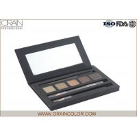 Buy cheap Five Shades Pressed Eyeshadow Palette for Eye Makeup with Long Lasting effect from wholesalers