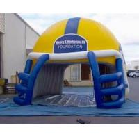 Wholesale NFL Helmet Entrance, Inflatable Sports Event Decoration Entrance from china suppliers