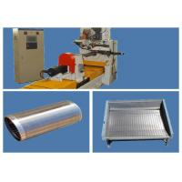 China Stainless Steel Welded Wire Mesh Manufacturing Machine with Diameter 600-1200 MM on sale