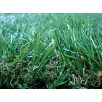 Buy cheap 12500Dtex Blue PE Artificial Fake Synthetic Turf Grass Decoration 36mm,Gauge 3/8 from wholesalers