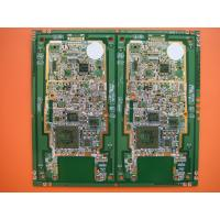 Buy cheap Custom 0.55mm 6 Layers Quick Turn Printed Circuit Prototype PCB Board for Game Machine from wholesalers