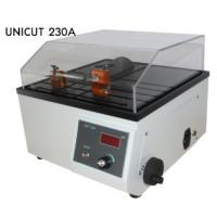 Wholesale Aluminum Alloy Base Metallographic Cutting Machine Easy Operation UniCut 230A from china suppliers