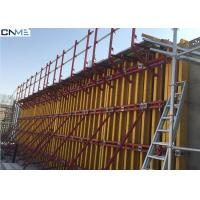 Wholesale Easy Maintenance Timber Beam Formwork , Shuttering And Formwork Concrete Wall from china suppliers