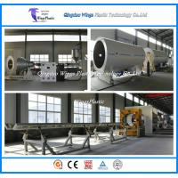 Wholesale HDPE Anti - Corrosion Insulation Polyurethane Pipe Production Line from china suppliers