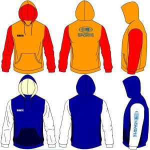 Wholesale Australia Fleece Unisex XS - 5XL Custom Hooded Sweatshirts With Heat Transfer Logos from china suppliers