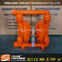 Wholesale QBY series double diaphragm pump from china suppliers