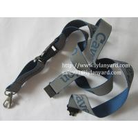 Wholesale Neck Strap Reflective Lanyard With Safety Buckle from china suppliers