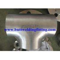 Wholesale Super Duplex Stainless Steel Butt Weld Pipe Fittings ASTM A815 UNS32760 from china suppliers