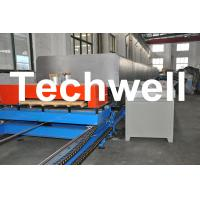 Wholesale Simple Continuous PU Sandwich Panel Machine For 30 - 150mm Roof Wall Panel TW-PU1000 from china suppliers
