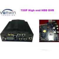 Wholesale AHD 720P HD Mobile DVR , 3G GPS 4ch car dvr with Audio Video recorder from china suppliers