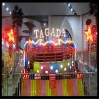 Wholesale indoor amusement disco rides musical colorful mini tagada for sale from china suppliers