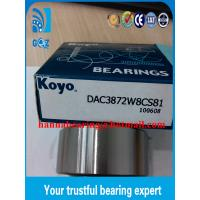Wholesale DAC42760035 Wheel Ball Automotive Bearing / Automotive Ball Bearings 42x76x35mm from china suppliers
