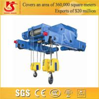 Wholesale Crane hometown remote control double speed cheap 3 ton hoist crane from china suppliers
