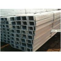 Wholesale High Tensile 8# 309S, 310S, 304 Stainless Steel Channel Bar U Shapes For Construction from china suppliers