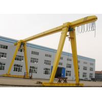 Wholesale Manual Operational Single Beam Crane from china suppliers