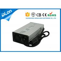 Buy cheap 54.6v 4a electric bike charger lithium ion battery charger 13s 100VAC ~ 240VAC from wholesalers