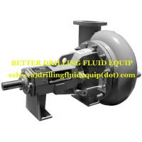 Wholesale Dragon Type Premium 250 Centrifugal Pump  8x6x14 mechanical seal Casing with Wear Pad Hard Iron Ductile Iron from china suppliers