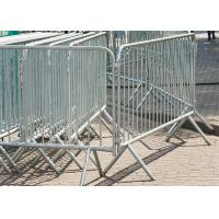 Wholesale Hot Dipped Galvanized Crowd Control Barriers For Sale ,Availalbe any Size Customized from china suppliers